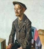 Workman, Paris, 1926 (Schlenker 12)