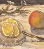 Still-life with Lemon, 1980 (Schlenker 268)