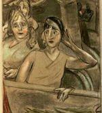 At the Opera, 1920s (Schlenker p.527)