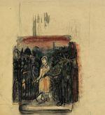 Study for Allerseelen, 1967/68
