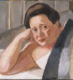029-Henriettevon-Motesiczky-Portrait no1