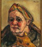 Portrait with turban (Schlenker 80)