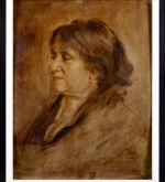Portrait of  Josefine von Wertheimstein