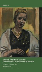 Marie-Louise von Motesiczky's Self-portrait in Black of 1959