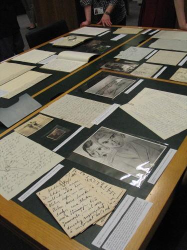Motesiczky's archive